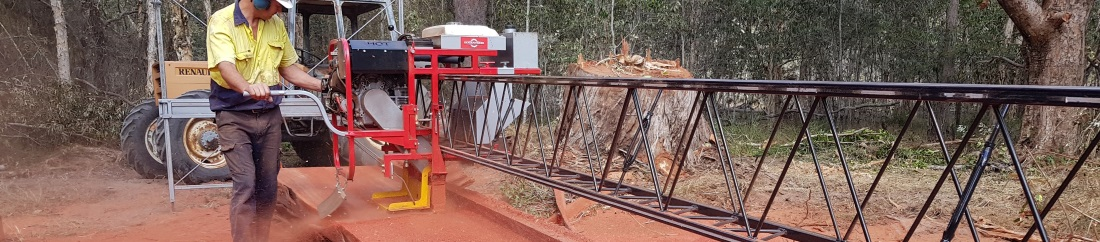 Goodwood Mobile Sawmill